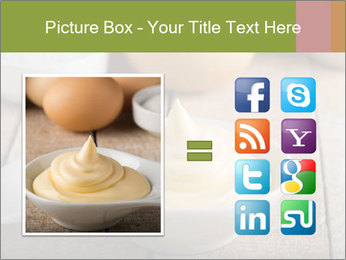 Mayonnaise PowerPoint Template - Slide 21