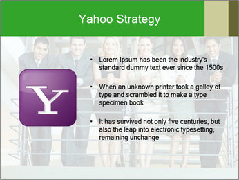 Business people PowerPoint Template - Slide 11