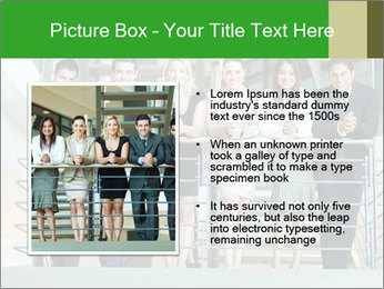 Business people PowerPoint Template - Slide 13