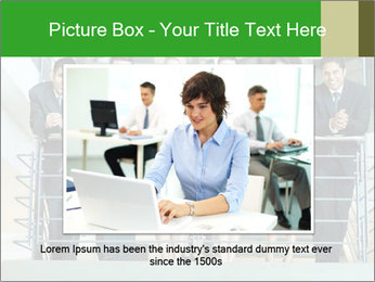 Business people PowerPoint Templates - Slide 15