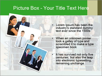 Business people PowerPoint Templates - Slide 17
