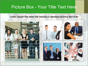 Business people PowerPoint Template - Slide 19