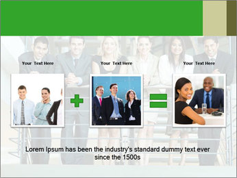 Business people PowerPoint Templates - Slide 22
