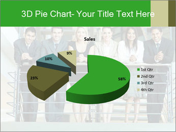 Business people PowerPoint Templates - Slide 35