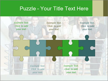 Business people PowerPoint Templates - Slide 41