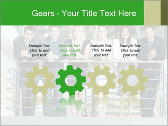 Business people PowerPoint Template - Slide 48