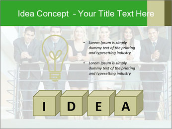 Business people PowerPoint Templates - Slide 80