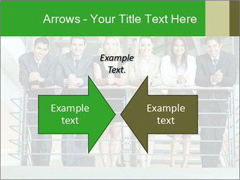Business people PowerPoint Templates - Slide 90