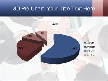 Hands together PowerPoint Templates - Slide 35