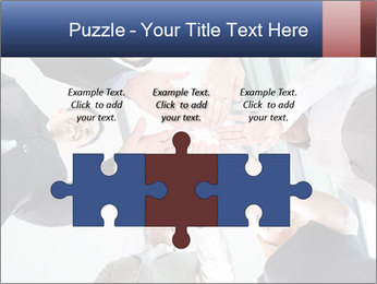 Hands together PowerPoint Templates - Slide 42