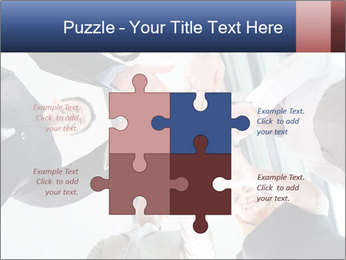 Hands together PowerPoint Templates - Slide 43