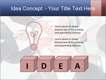 Hands together PowerPoint Templates - Slide 80