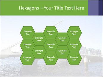 Bridge in Dublin PowerPoint Template - Slide 44
