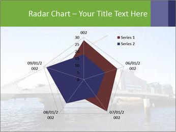 Bridge in Dublin PowerPoint Template - Slide 51