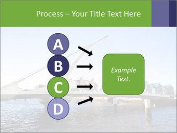 Bridge in Dublin PowerPoint Template - Slide 94