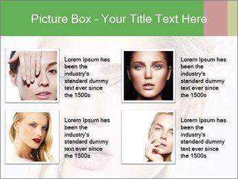 Beautiful model PowerPoint Templates - Slide 14