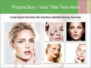 Beautiful model PowerPoint Templates - Slide 19