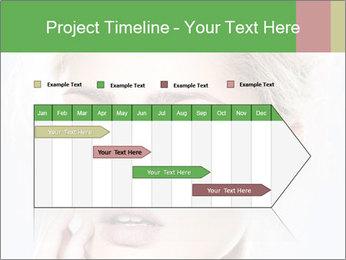 Beautiful model PowerPoint Templates - Slide 25