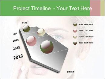 Beautiful model PowerPoint Templates - Slide 26