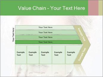 Beautiful model PowerPoint Templates - Slide 27