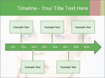 Beautiful model PowerPoint Templates - Slide 28