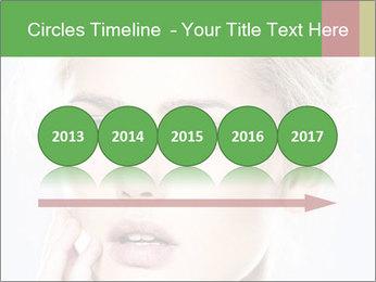Beautiful model PowerPoint Templates - Slide 29