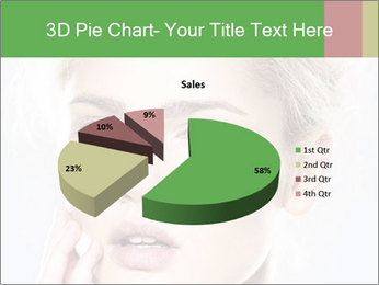 Beautiful model PowerPoint Templates - Slide 35