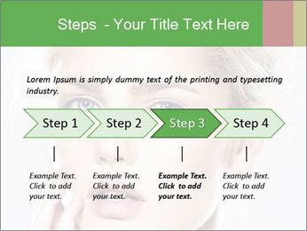 Beautiful model PowerPoint Templates - Slide 4