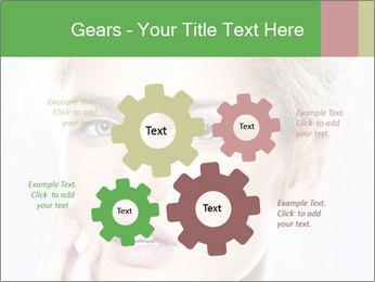 Beautiful model PowerPoint Templates - Slide 47