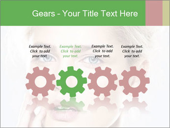 Beautiful model PowerPoint Templates - Slide 48