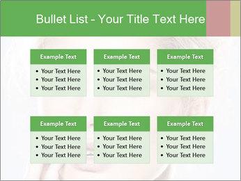Beautiful model PowerPoint Templates - Slide 56