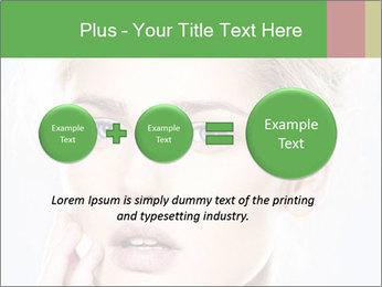 Beautiful model PowerPoint Templates - Slide 75