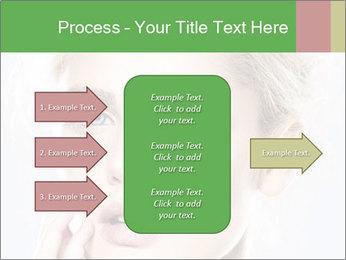 Beautiful model PowerPoint Templates - Slide 85