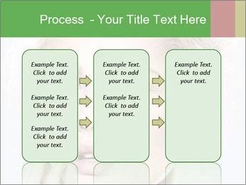 Beautiful model PowerPoint Templates - Slide 86