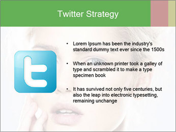 Beautiful model PowerPoint Templates - Slide 9