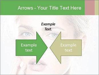 Beautiful model PowerPoint Templates - Slide 90