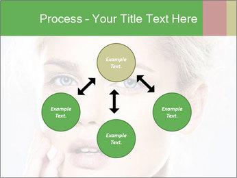 Beautiful model PowerPoint Templates - Slide 91