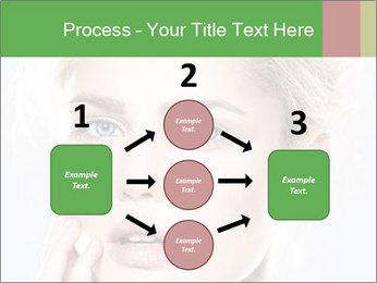 Beautiful model PowerPoint Templates - Slide 92