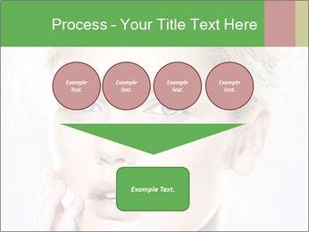 Beautiful model PowerPoint Templates - Slide 93