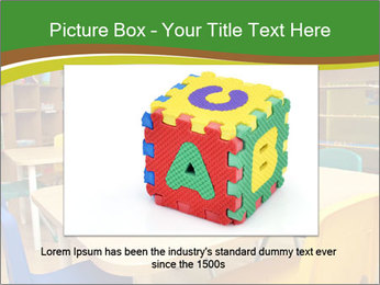 Preschool Classroom PowerPoint Template - Slide 16