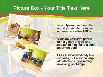 Preschool Classroom PowerPoint Template - Slide 17