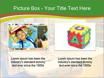Preschool Classroom PowerPoint Template - Slide 18