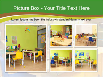 Preschool Classroom PowerPoint Template - Slide 19
