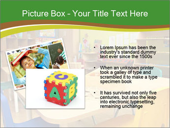 Preschool Classroom PowerPoint Template - Slide 20