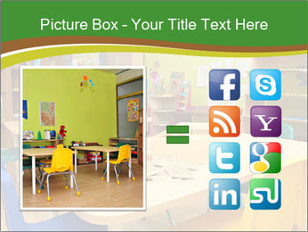 Preschool Classroom PowerPoint Template - Slide 21