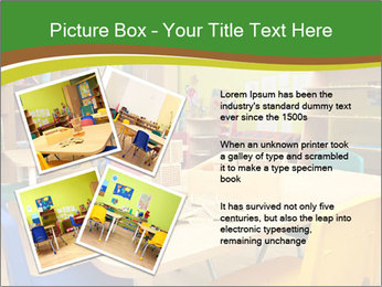 Preschool Classroom PowerPoint Template - Slide 23