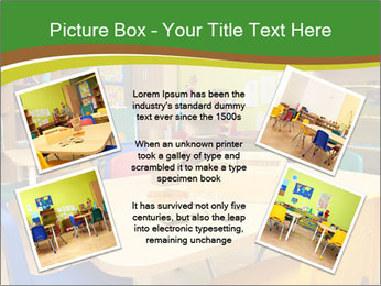 Preschool Classroom PowerPoint Template - Slide 24