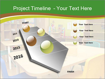 Preschool Classroom PowerPoint Template - Slide 26