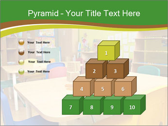 Preschool Classroom PowerPoint Template - Slide 31