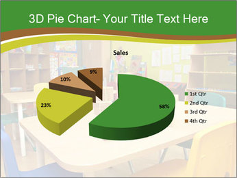 Preschool Classroom PowerPoint Template - Slide 35
